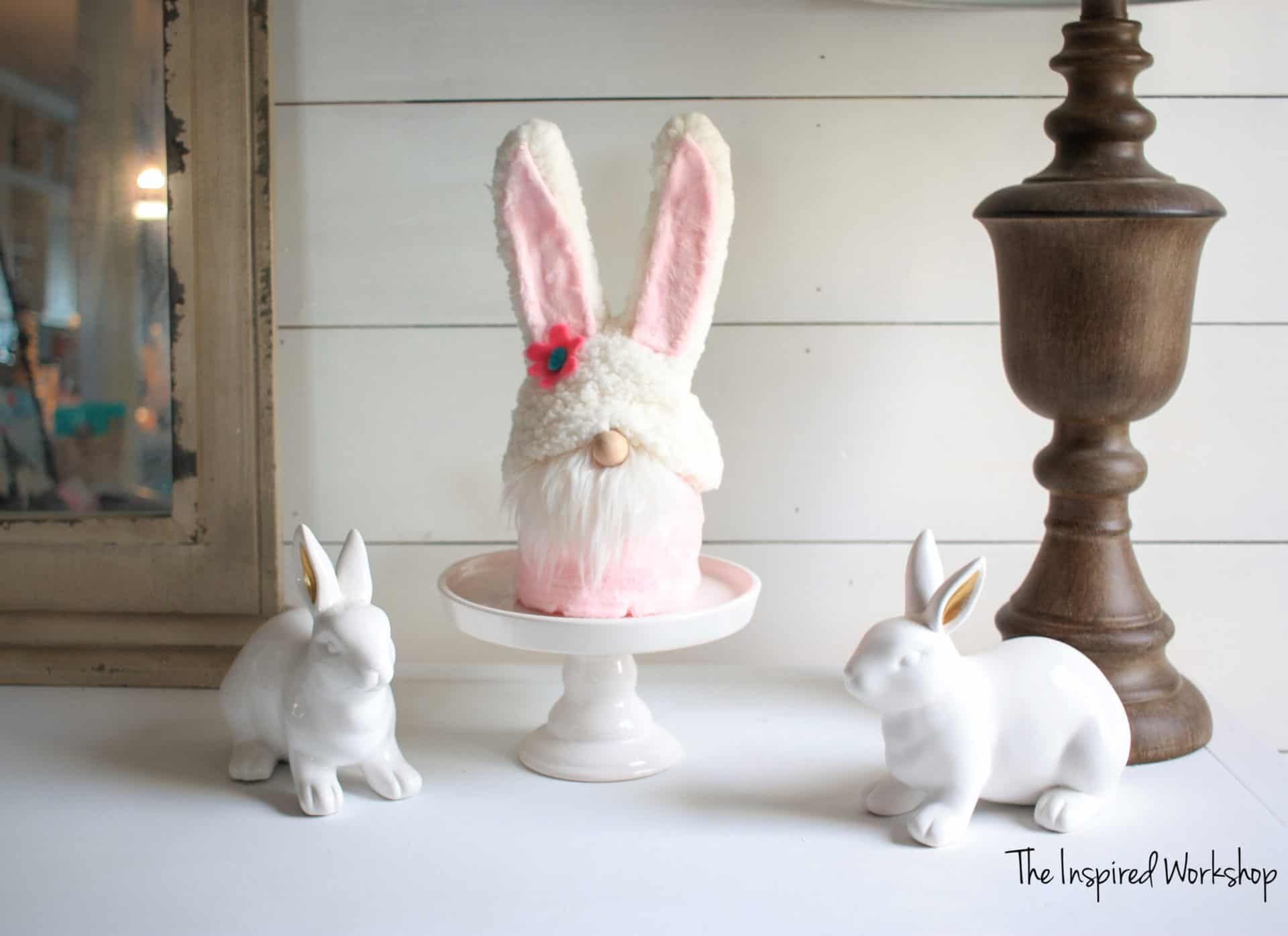 How to do an easter table setting