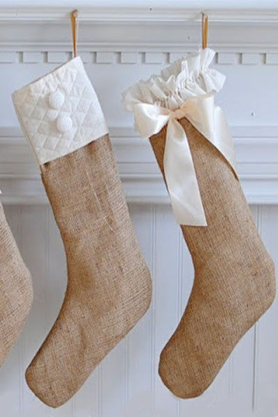 How to decorate stockings