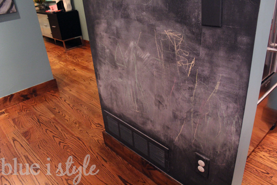 How to clean a chalkboard