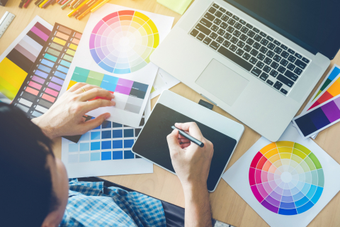 How to work with a graphic designer or design firm
