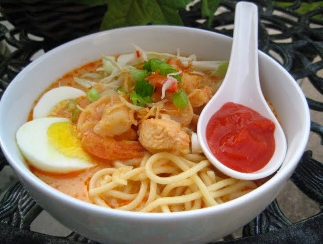 How to make mie celor special