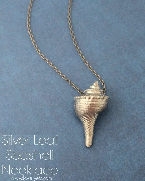 How to make a shell necklace