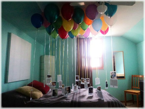 How to give your girlfriend an unforgettable birthday
