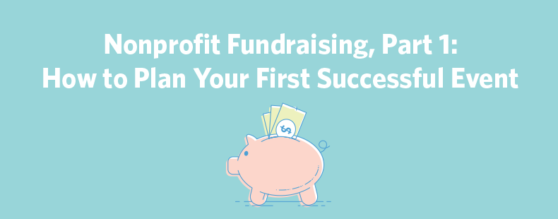How to set up a fundraising event