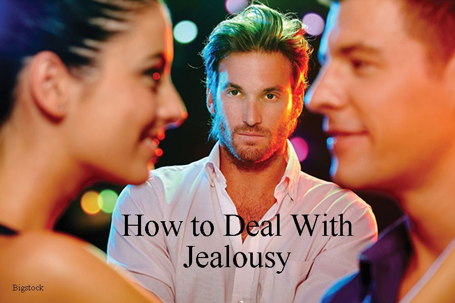 How to handle jealousy