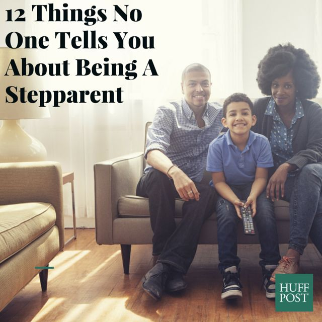 How to live with a step parent