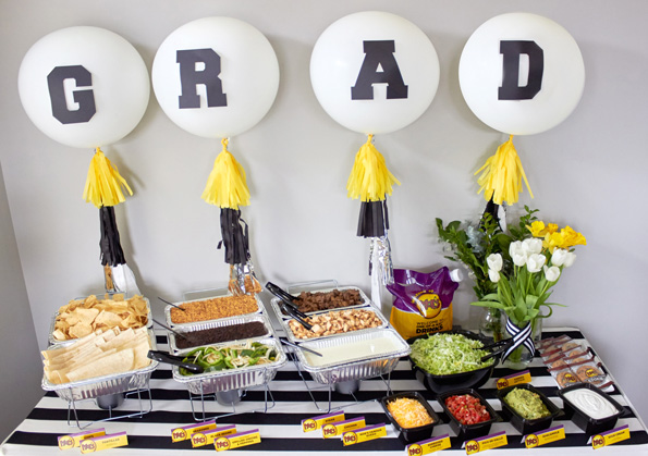 How to throw a graduation party