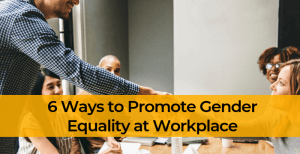 How to promote gender equality