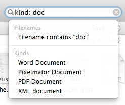 How to Search for File Types in Finder on a Mac