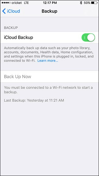 How to free up icloud storage on iphone