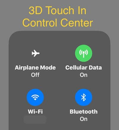 How to customize 3d touch shortcuts on iphone