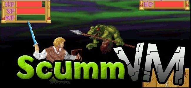 How to play retro point-and-click adventures with scummvm